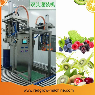 Berry Processing Machine