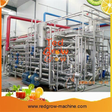 Tube in Tube Sterilizer Machine for Fruit Juice