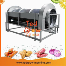 Carrot Roller Washer Machine