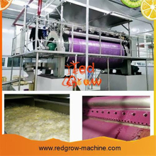 Potato Granule Flakes Drum Dryer Machine